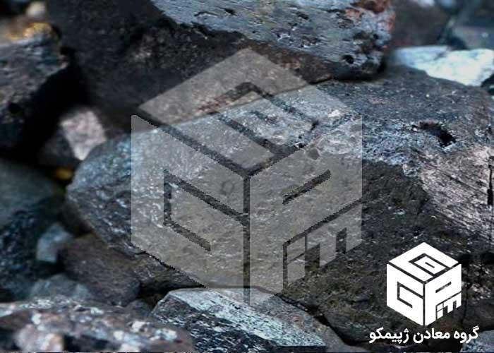 فروش معدن سنگ آهن مگنتیت